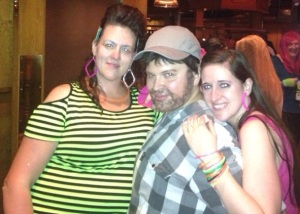 Gyn, Heidi & Heather
