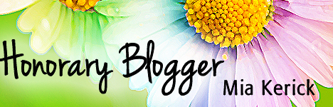 Honorary Blogger - Mia Kerick
