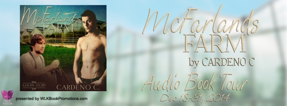 McFarlands Farm Audio - banner
